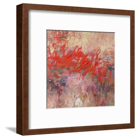 Taking Chances-Amy Donaldson-Framed Art Print
