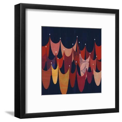 Swell-Rex Ray-Framed Art Print
