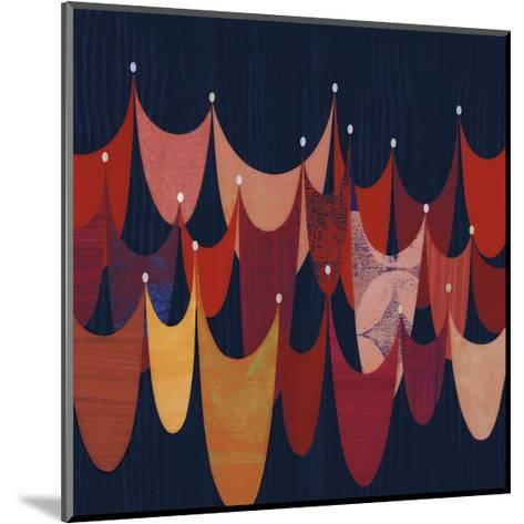 Swell-Rex Ray-Mounted Art Print