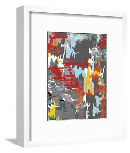 Street Camo-Carolina Pecora-Framed Art Print
