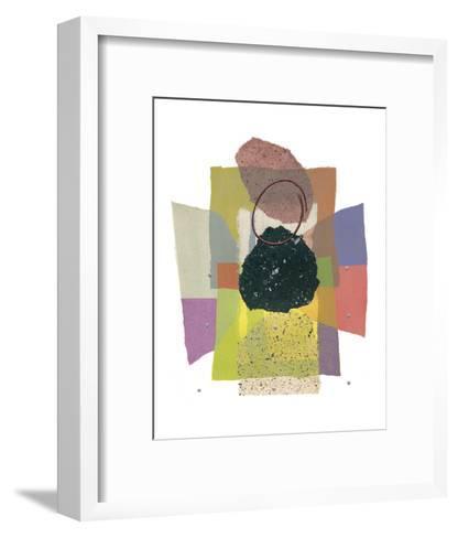 Tangerine-P^G^ Gravele-Framed Art Print