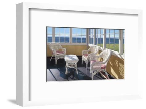 Sunporch-Edward Gordon-Framed Art Print