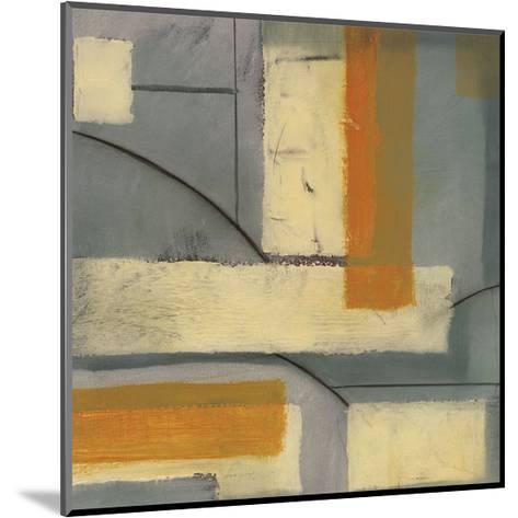 Swing I-Leo Burns-Mounted Art Print