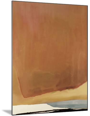 Sunset Corner, 1969-Helen Frankenthaler-Mounted Art Print