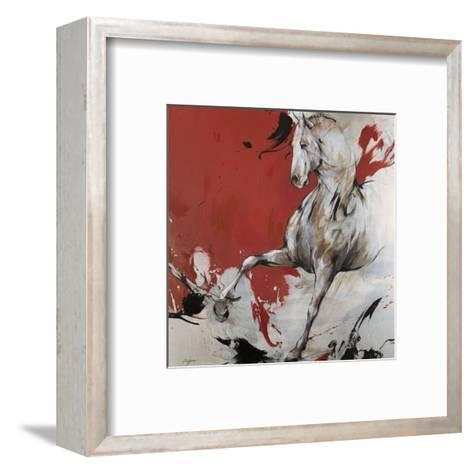 The Capture-Cyril R?guerre?-Framed Art Print
