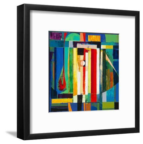 Template Reality-James Wyper-Framed Art Print