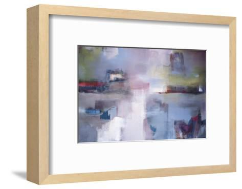 Through the Patience of Time-Nancy Ortenstone-Framed Art Print