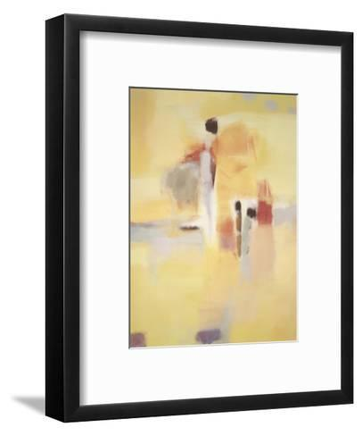 The Search-Nancy Ortenstone-Framed Art Print