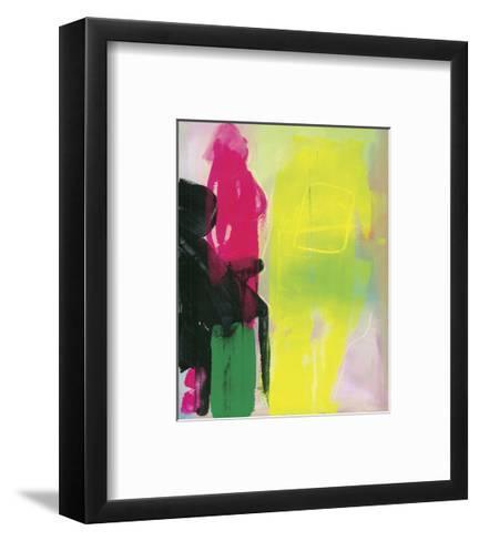 Three Figures-Cathe Hendrick-Framed Art Print