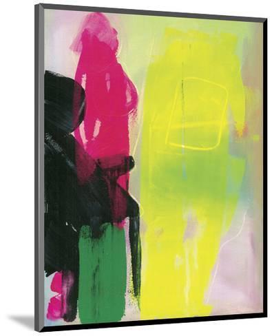 Three Figures-Cathe Hendrick-Mounted Art Print