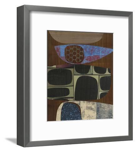 Tierra-Rex Ray-Framed Art Print