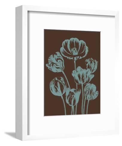 Tulip 6-Botanical Series-Framed Art Print
