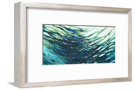 Underwater Reflections-Margaret Juul-Framed Art Print