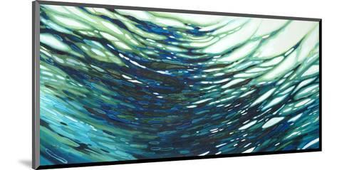 Underwater Reflections-Margaret Juul-Mounted Art Print