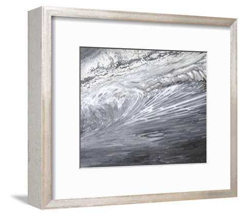 Underwater Turbulance-Margaret Juul-Framed Art Print
