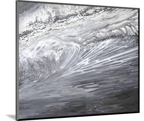 Underwater Turbulance-Margaret Juul-Mounted Art Print