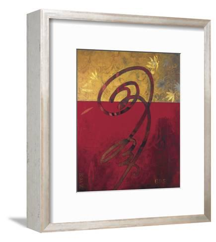 Two Steps to Writing-William Spencer III-Framed Art Print