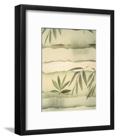 Vizcaya Ferns I-Muriel Verger-Framed Art Print