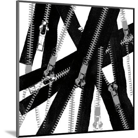 Unzipped-Erin Clark-Mounted Art Print