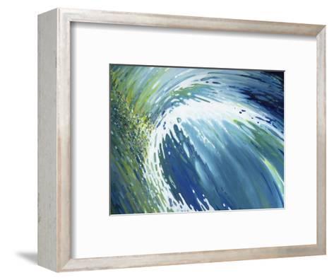 Vortex-Margaret Juul-Framed Art Print