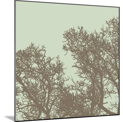 Winter Tree I-Erin Clark-Mounted Art Print