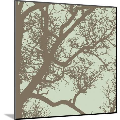 Winter Tree IV-Erin Clark-Mounted Art Print