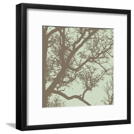 Winter Tree IV-Erin Clark-Framed Art Print