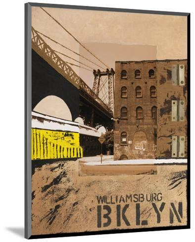 Williamsburg, Brooklyn-Mauro Baiocco-Mounted Art Print