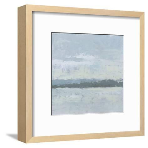 Whidbey Island Morning-Todd Telander-Framed Art Print