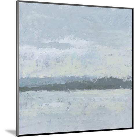 Whidbey Island Morning-Todd Telander-Mounted Art Print
