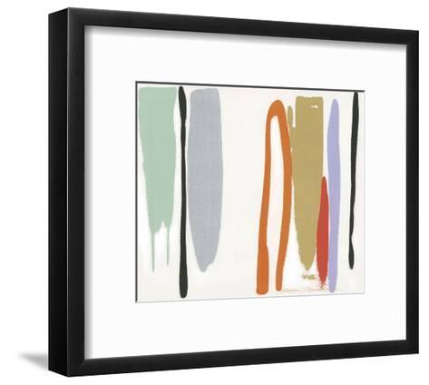 West Garden-Cathe Hendrick-Framed Art Print