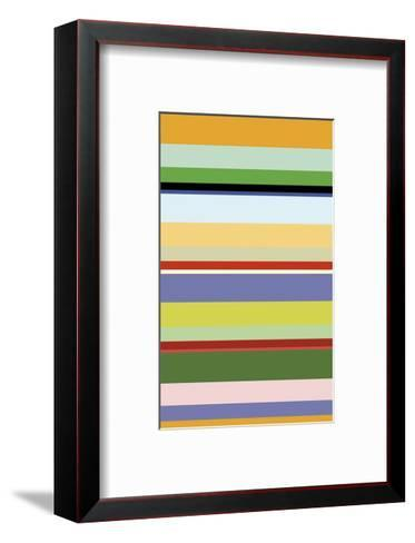 Window Horizon-Dan Bleier-Framed Art Print