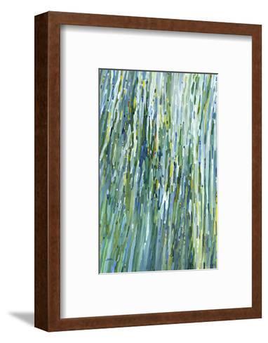 Within the Waterfall-Margaret Juul-Framed Art Print