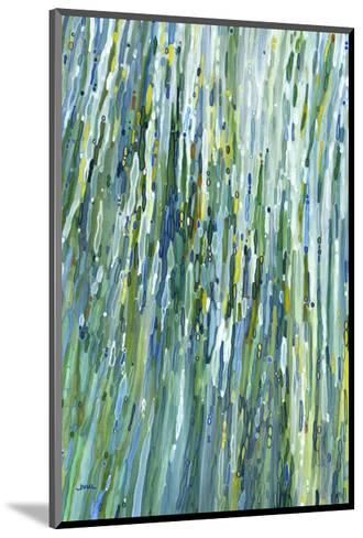 Within the Waterfall-Margaret Juul-Mounted Art Print