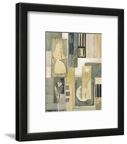 Fall Patchwork-Muriel Verger-Framed Art Print