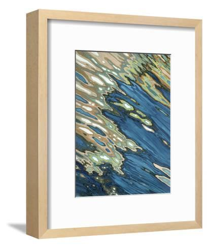Fall Reflections-Margaret Juul-Framed Art Print