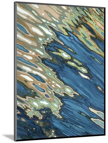 Fall Reflections-Margaret Juul-Mounted Art Print