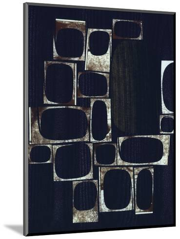 Fragments-Rex Ray-Mounted Art Print
