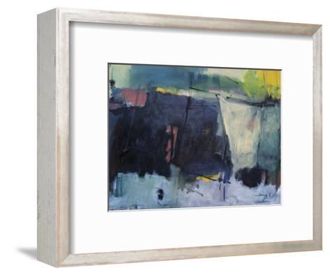 Fragrance-Jong Ro-Framed Art Print