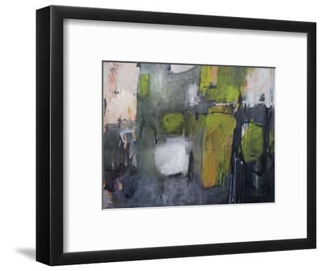Frame of Mind-Jong Ro-Framed Art Print
