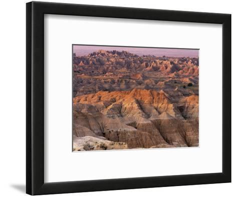 Freedom Hills-Derek Jecxz-Framed Art Print