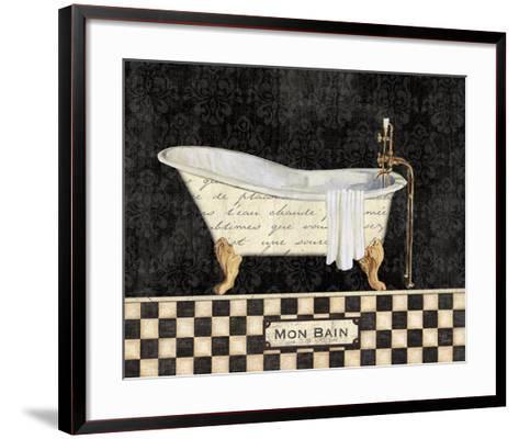 French Bathtub I-NBL Studio-Framed Art Print