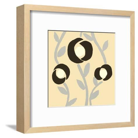 Fiori Vanilla-Denise Duplock-Framed Art Print