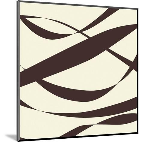 Fistral (praline)-Denise Duplock-Mounted Art Print