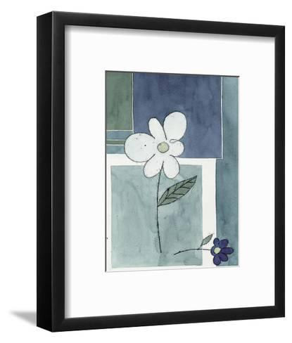 Glamour Goldie-Dominique Gaudin-Framed Art Print