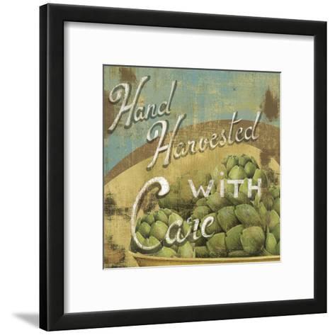 From the Market II-Daphn? B-Framed Art Print