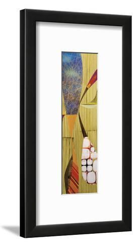 Galapagos-Rex Ray-Framed Art Print