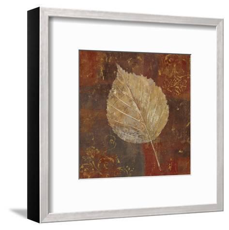 Golden Fall I-Daphn? B-Framed Art Print
