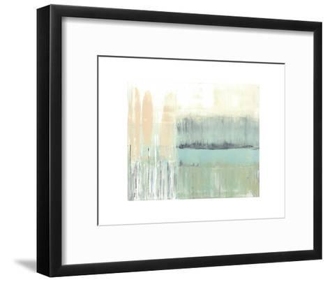 Glimpse II-Cathe Hendrick-Framed Art Print