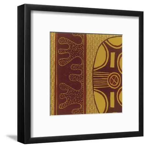 Ghana-Karl Rattner-Framed Art Print